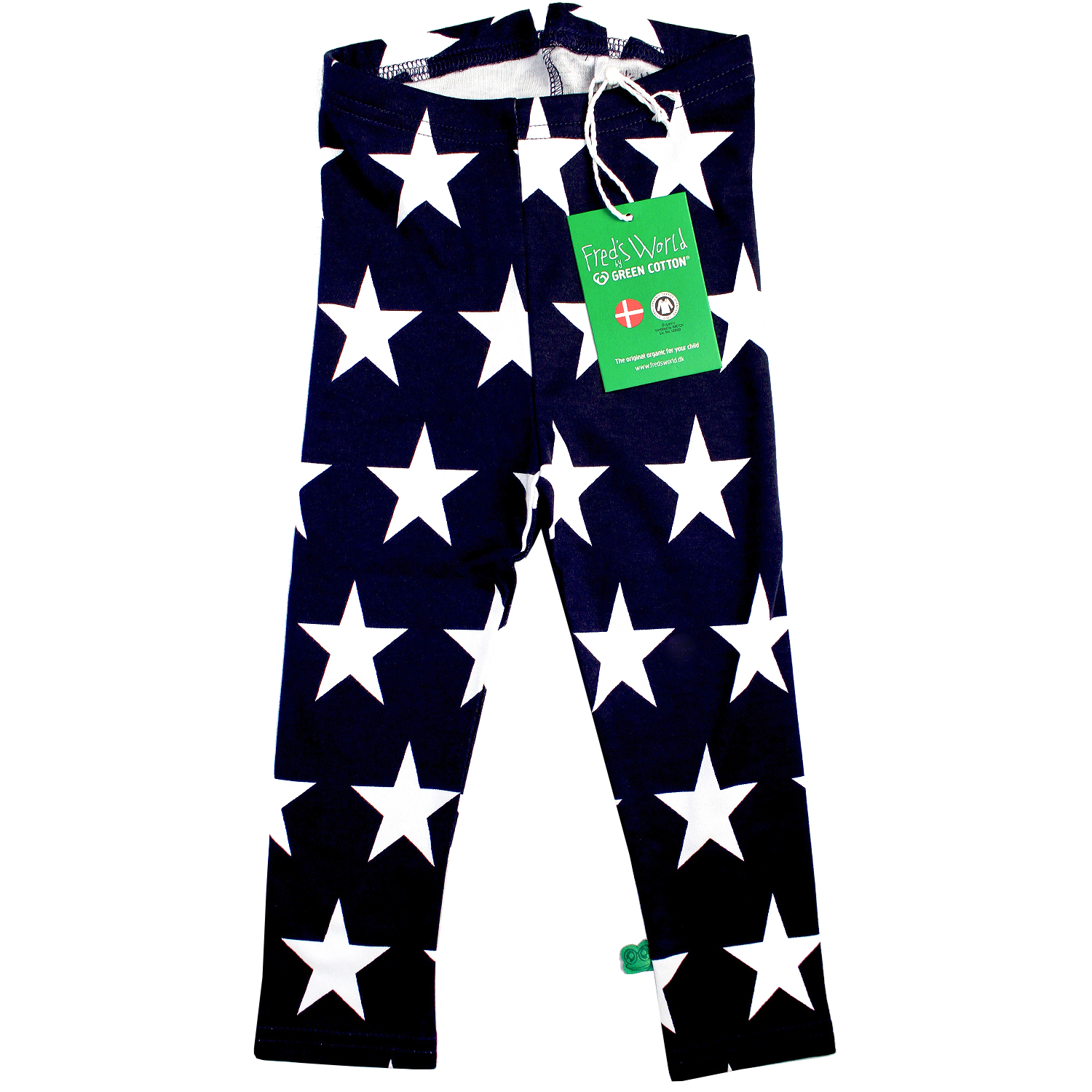 fred 39 s world by green cotton m dchen leggings baby star. Black Bedroom Furniture Sets. Home Design Ideas