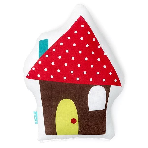 Mr Fox Kinder Deko Kissen Happy Homes B 30 Cm X L 40