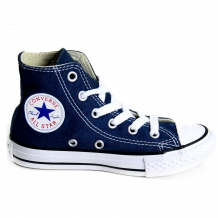 "CONVERSE ALL STAR Chuck Taylor Kinderschuhe ""Hi Youths Sneaker"" in Marine"