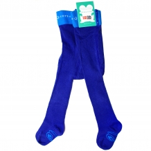 "FRED'S WORLD by GREEN COTTON Baby Strumpfhose ""Tights Fred"" in Blau / Türkis (Royal Blue)"