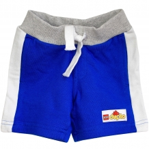 "LEGO WEAR Baby Jogginghose ""Paw"" 307 Sweat Pants in Blau / Weiß (Style: 15844)"